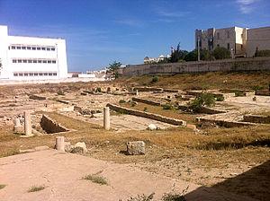 Hadrumetum - Roman Ruins at Hadrumetum