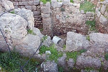 Ruins in Medieval Rhodes 2010 7.jpg
