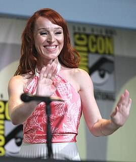 Ruth Connell British actress