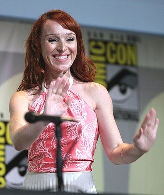 Ruth Connell - Connell in 2016.