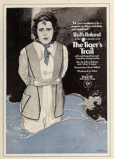 <i>The Tigers Trail</i> 1919 film