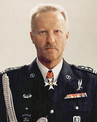 Sławomir Petelicki - Colonel Sławomir Petelicki in 1997.