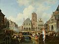 SA 700-Intocht van prins Maurits te Amsterdam.jpg