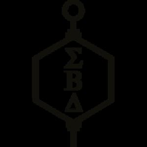 Sigma Beta Delta - Image: SB Dlogo