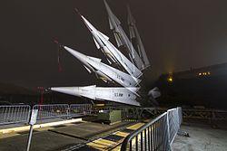 SF-88 Nike Hercules Missile Site (00)- Launcher (7399540404)