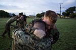 SPMAGTF-SC Conducts Martial Arts Training 150909-M-CO500-004.jpg