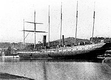 The giant express steamers - The transatlantic crossing following 1900