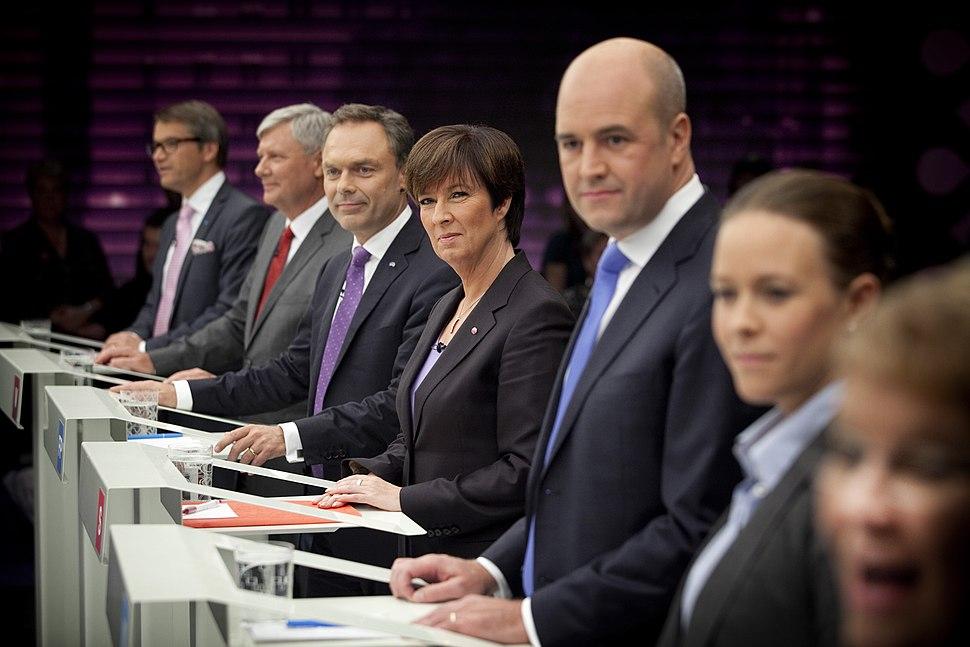 SVT valdebatt 2010
