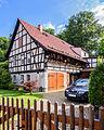 Saalfeld-Garnsdorf Untere Dorfstraße 20 Wohnhaus mit Fachwerkscheune.jpg