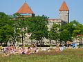 Saaremaa, Kuressaare linnus.jpg