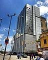 Sabana Grande Caracas. Urbanización San Antonio de Sabana Grande, Torre Banhorient. Avenida Casanova. Foto de Vicente Quintero. Venezuela.jpg