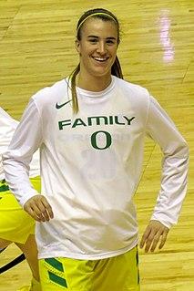 Sabrina Ionescu American professional basketball player