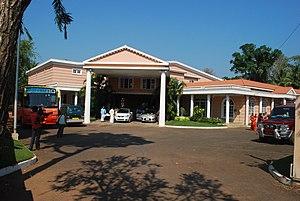 Thana, Kannur - Sadhoo Auditorium, Thana, Kannur.