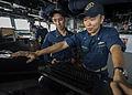 Sailors stand watch. (10676613195).jpg