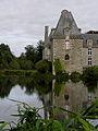 Saint-Brice-en-Coglès (35) Château du Rocher-Portail 24.JPG