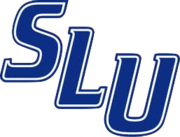 Saint Louis University Script Athletics Logo.png