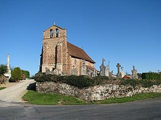 Sainte-Trie Commune in Nouvelle-Aquitaine, France