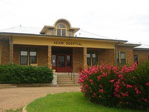 Saints' Roost Museum - Former Adair Hospital houses Saints' Roost Museum