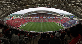J1 League - Image: Saitama Stadium Panorama