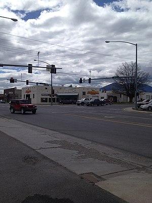 Salmon, Idaho - Salmon, ID Intersection