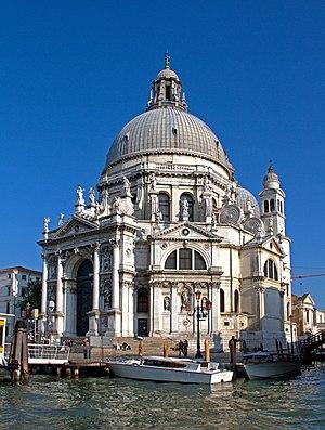 Religion in the European Union - Santa Maria della Salute, Venice.