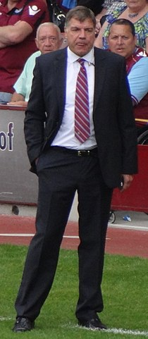 Sam Allardyce Wet Ham sideline (cropped).jpg