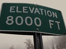 Elevation - Wikipedia