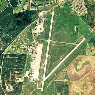 San Angelo Regional Airport airport in Texas, United States of America