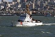 San Francisco USCGC Orcas (WPB-1327)1