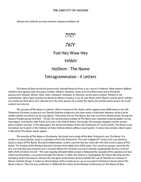File:Sanctity Of HaShem.pdf