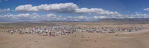 Little Sahara Recreation Area - Spring Break 2004 at the Sand Mountain camping area