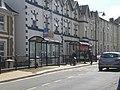 Sandown High Street bus stop.JPG