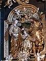 Sankt Wolfgang Kirche - Schwanthaler-Altar 3 Heilige Familie.jpg
