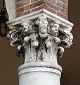 Santa Croce in Fossabanda, Pisa, capitello.JPG