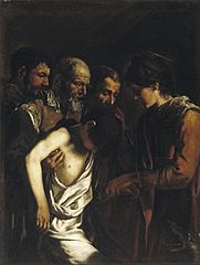 Saint Margaret Resurrecting a Young Man