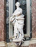 Santa Maria degli Scalzi (Venice) - Sibyl of Samos.jpg