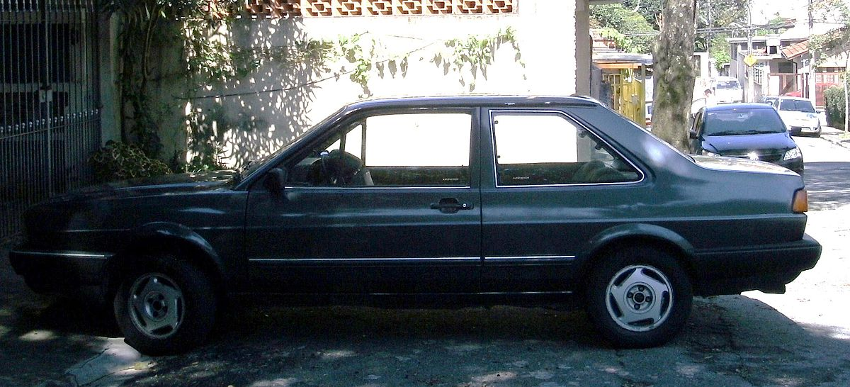 Manual Santana Gls 1990