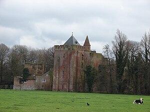 Brederode Castle - Image: Santpoort brederode
