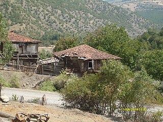 Araç District in Black Sea, Turkey