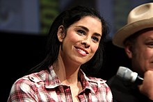 Matchless message sarah silverman nude animated consider, that