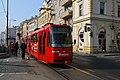 Sarajevo Tram-508 Line-3 2011-11-20.jpg