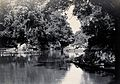 Sarawak; the Rejang River at the head of the Great Rapid. Ph Wellcome V0037438.jpg