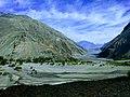 Satpara Lake Skardu - View from Deosai National Park Entrance.jpg