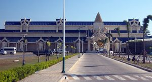 Savannakhet Province - Savan-Vegas, a gambling Casino in Savannakhet City