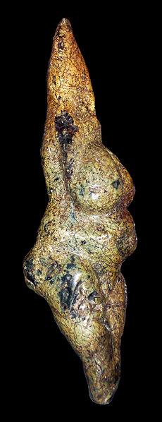 Wenus z Savignano - 25.000 - 18.000 p.n.e.