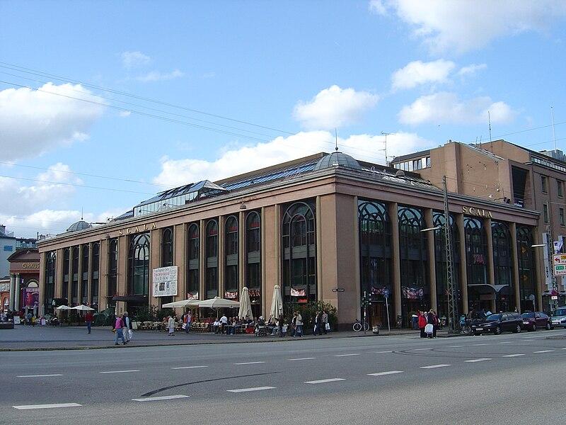 city swingers scala bio København