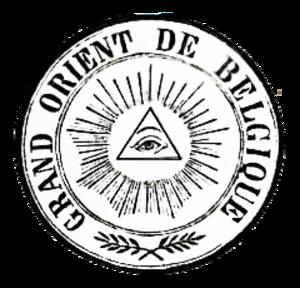 Grand Orient of Belgium - Seal of the Grand Orient of Belgium