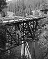 Scenic Bridge, Spanning Clark Fork at Old Highway 10, Tarkio vicinity (Mineral County, Montana).jpg