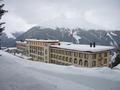 Sanatorij Schatzalp v Davosu