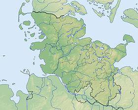(Voir situation sur carte: Schleswig-Holstein)